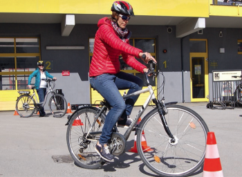 E-Bike-Trainingstage im EUROPARK: 25. + 26. 5.